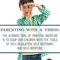 RAISING SELF-DISCIPLINED CHILDREN